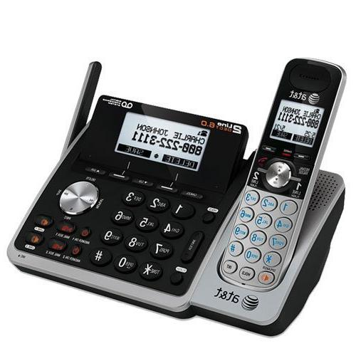 2-Line Landline with Dual