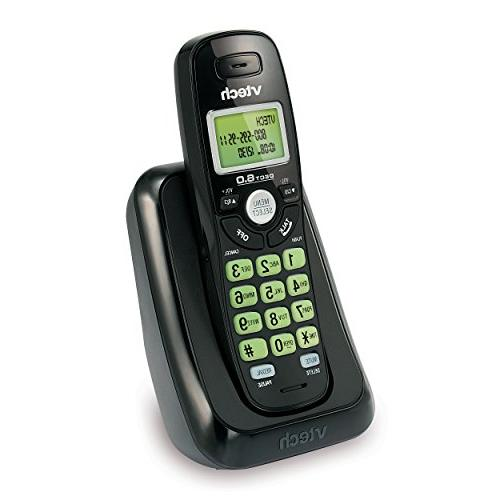 VTech VA17141BK DECT Cordless with ID, Black