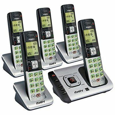 VTech Cordless Phone System Digital Machine