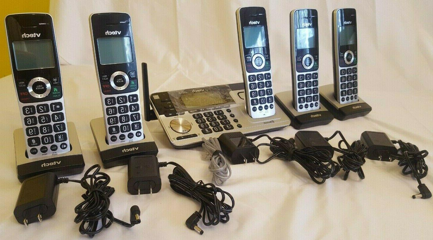 VTech Cordless Answering Phone with