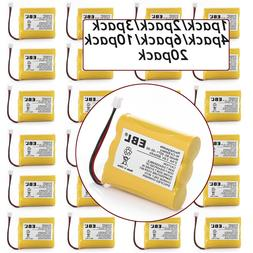 lot Cordless Phone Battery For Vtech 80-5071-00-00 AT&T Luce