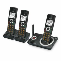New AT&T CL82319 3 Handset Answering System with Smart Call