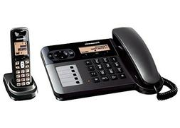 Panasonic KX-TGF110 220 Volt Corded Cordless Phone 220V-240V