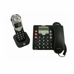 Amplicom PowerTel 780 Amplified Corded/Cordless Phone Combo