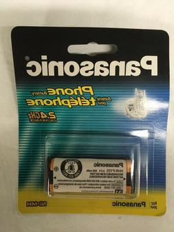 Panasonic Rechargeable Batt.