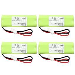 4 Pack Fenzer Rechargeable Replacement Cordless Phone Batter