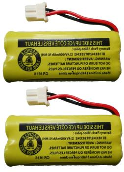 Replacement Battery BT183342 / BT283342 for Vtech AT & T Cor