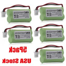 4-PACK Replacement Battery For Uniden DECT 6.0 BT1008 BT-102