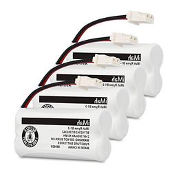 iMah Ryme B1-3 BT162342 BT262342 Cordless Phone Batteries Co