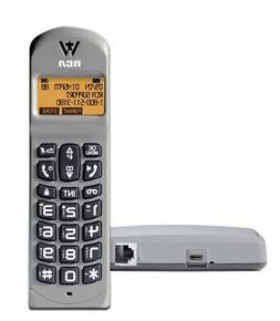 RCA Shark DECT 6.0 Expandable Cordless Phone With Digital An
