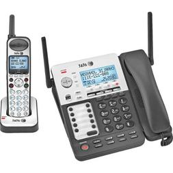 SynJ? SB67138 4-Line Corded/Cordless Small Business System