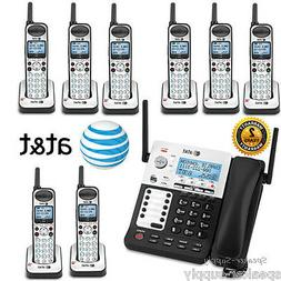 AT&T SynJ® SB67138 DECT 6.0 4-LINE CORDED PHONE 1 CORDLESS