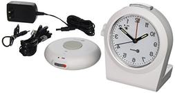 Amplicom TCL100 Amplified Analog Alarm Clock
