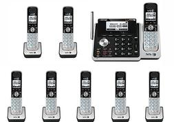 AT&T TL88102 8 Handset 2-Line Phone System with Answering Sy