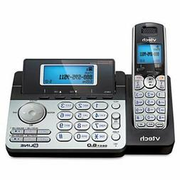 two line expandable cordless phone