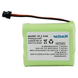 Kastar High Capacity Cordless Phone Battery Replacement for