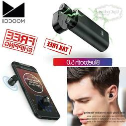 Wireless Earbuds with Microphone Bluetooth Earphone Cordless