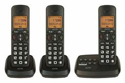 Ativa WPS05 DECT 6.0 Cordless Phone System W/ Answering Mach