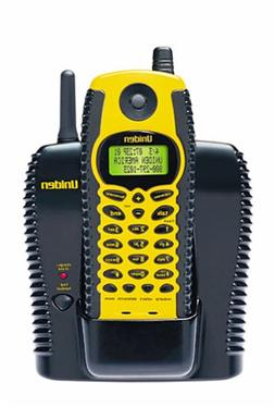 Uniden WXI377 900 MHz Water-Resistant Cordless Phone with Ca