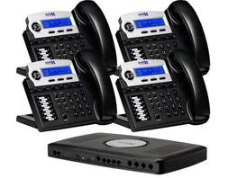 Xblue X16 Business Phone System with 10 Phones