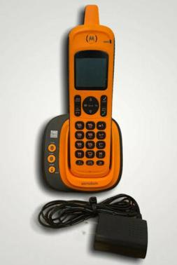 Motorola XT801 DECT 6.0 Rugged Waterproof Cordless Phone wit